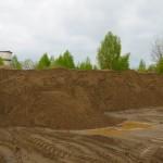 Карьер по добыче песка в Кирово-Чепецке